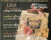 Somerset Studio Magazine The art of paper and mixed media