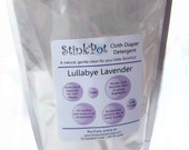StinkPot Cloth Diaper Laundry Detergent- 50 to 100 Loads- Vegan