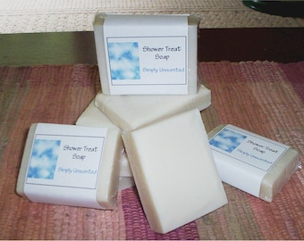 Vegan Olive Oil Soap- Simply Unscented