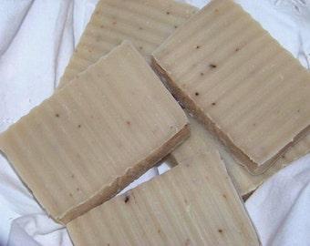 Fresh Herbal Soap- Vegan Cold Process Olive Oil Soap