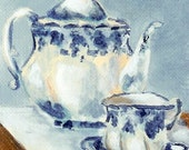 ACEO-Tea-Time-Limited Edition