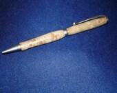 Birdseye Maple Pen
