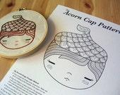 Acorn Cap Pattern