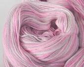 PandaToes Sock Yarn - Superwash Wool-Bamboo - 100g - Ramona Quimby Age 8
