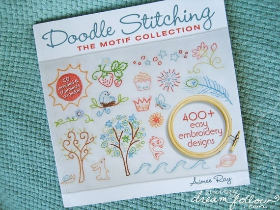 Doodle Stitching The Motif Collection book by Aimee Ray