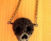 Dia De Los Muertos Necklace