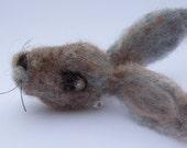 Custom Pet or  Animal Needle Felted Brooch