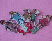 Vintage Doll Puppets