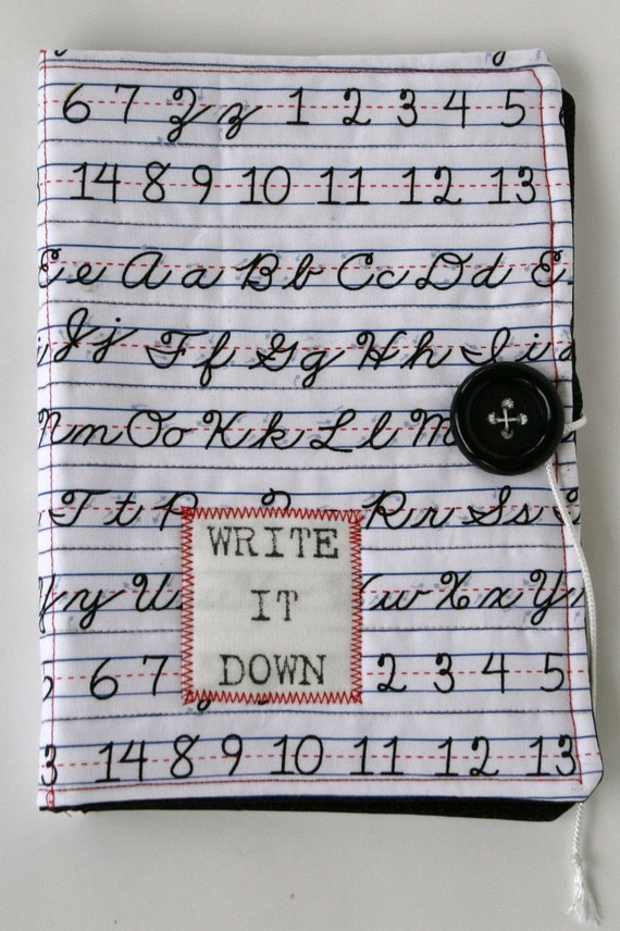 Quilted List Maker