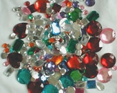 Sew-on Faux Jewels over 200 pieces