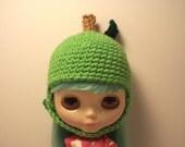 Green Apple Helmet for Blythe