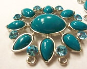 Turquoise Focal Points