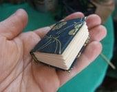 Miniature Blank Journal