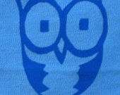Owl screen printed camisole, small, ships free to US