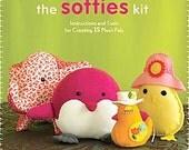 The Softies Kit - 15 Plush Pals to Create - Brand New, HALF PRICE