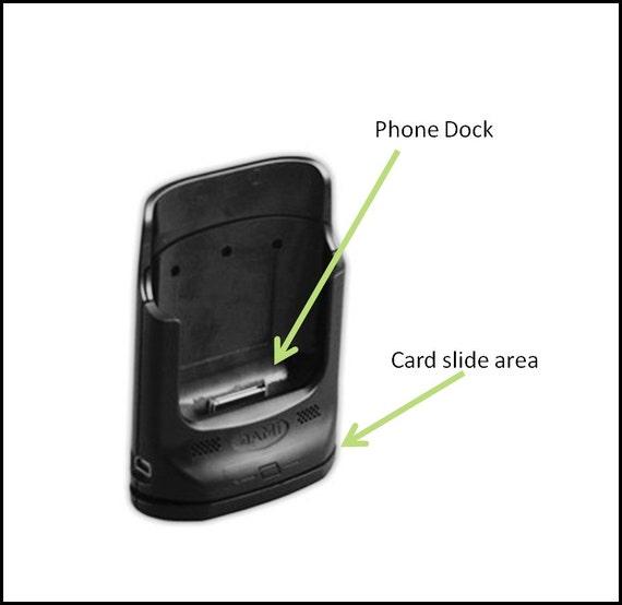 iPhone 3G / 3GS Phone Card Reader