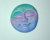 Peaceful Goddess Face ready for you to use in your Art Cameo CABOCHON