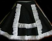 Grave Designs Gothic Lolita Heidi Circle Skirt
