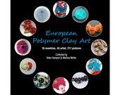 european polymer clay art - book