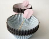Sticky Picky Cotton Candy (24 Count Picks\/Toppers)