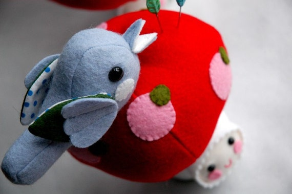 Molly Bluebird