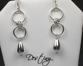 DESTINY - Sterling Silver Earrings