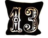 Lucky Number 13 Cushion from Hoolala