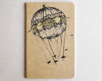 Moleskine . Balloons . Pocket . Ruled