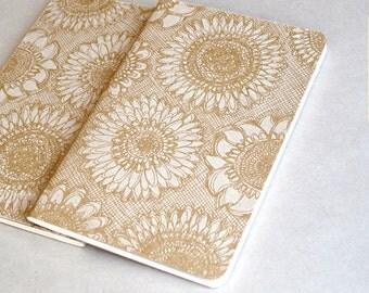 Sunflowers Moleskine Pocket Plain