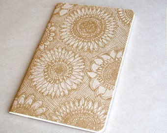 Sunflowers Moleskine Pocket Ruled
