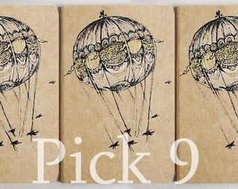 Pick 9 Moleskine . Pocket Size