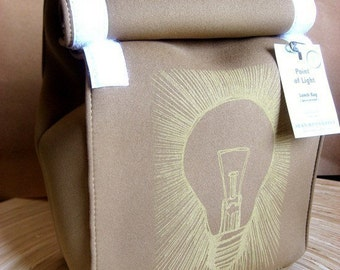 Point of Light . Lunch Bag