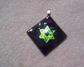 Small Star of david pendant