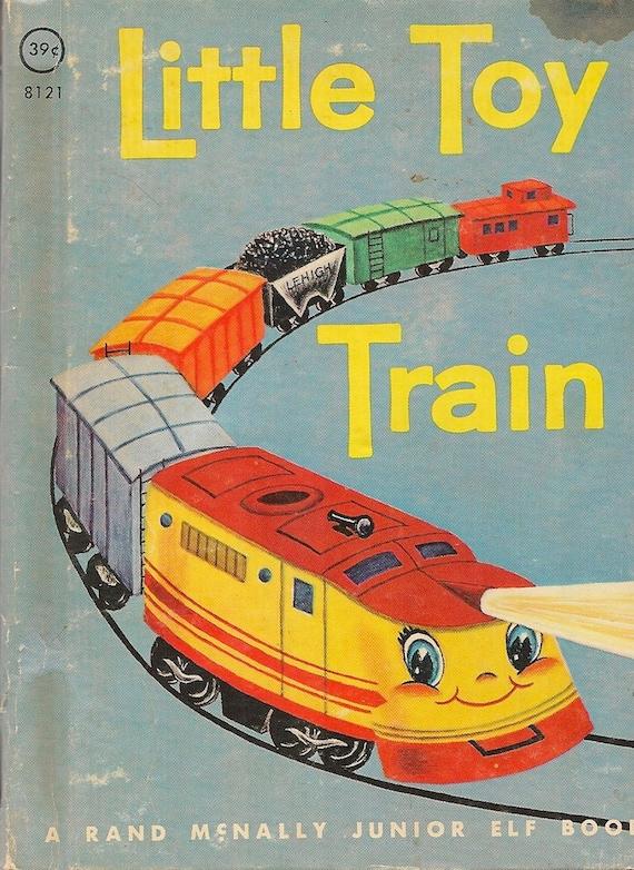 Book on vintage toys