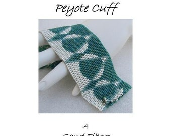 3 for 2 Program - Dissections Peyote Cuff - For Personal Use Only PDF Pattern