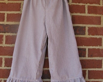 Custom Boutique Ruffle Pants