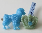 Vintage Royal Poodle Pin