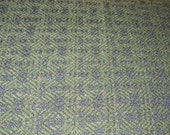 NAVY HUNTER TWILL wool fabric