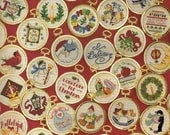 101 Christmas Minis Cross Stitch Designs