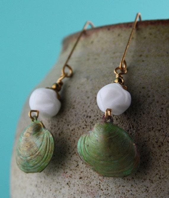 Clambake Earrings