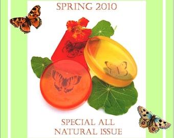 Let's Get Soapy eZine - Spring 2010