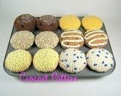 Crochet Pattern: Classic Muffins