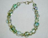 Foil Bead Bracelet-FREE SHIPPING