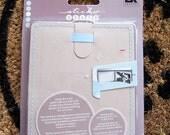 EK Success LetterPress Keepsake Wallet Album