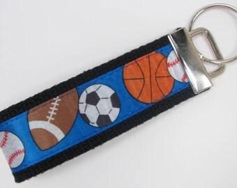 Sports Fan Key Fob