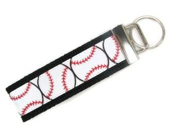 Softball Key Fob