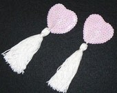 Pink Heart Pasties