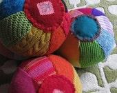 Sweater Balls - Set of Three