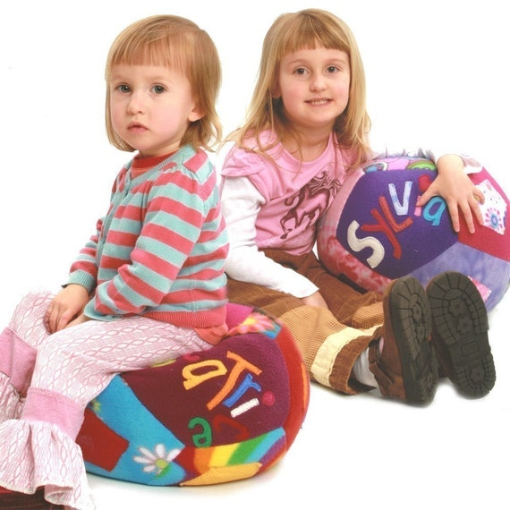Twin Set Giant Personalized Balls