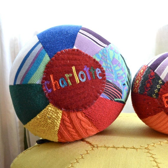 GIANT Personalized Sweater Ball